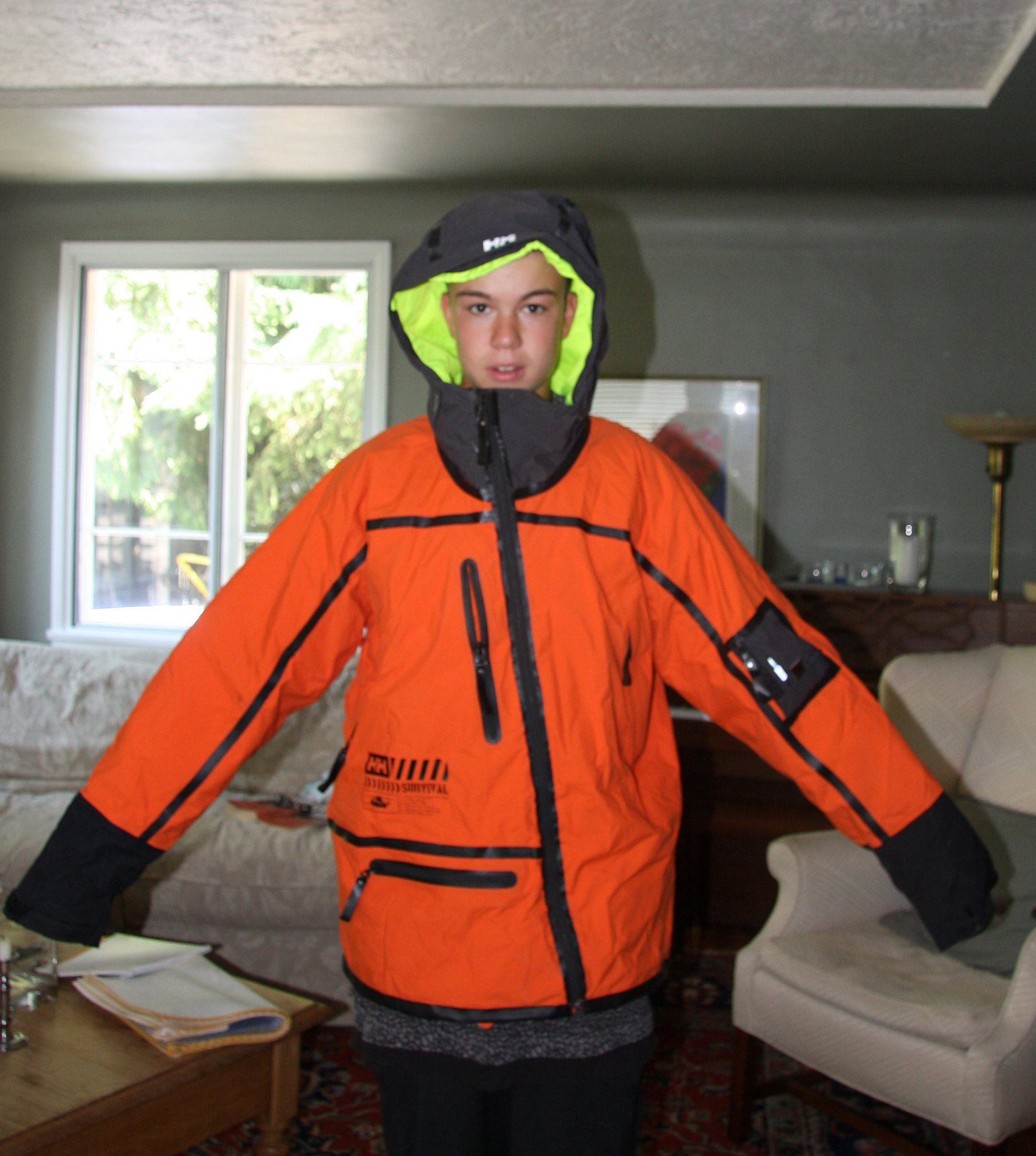 Survival jacket for sale