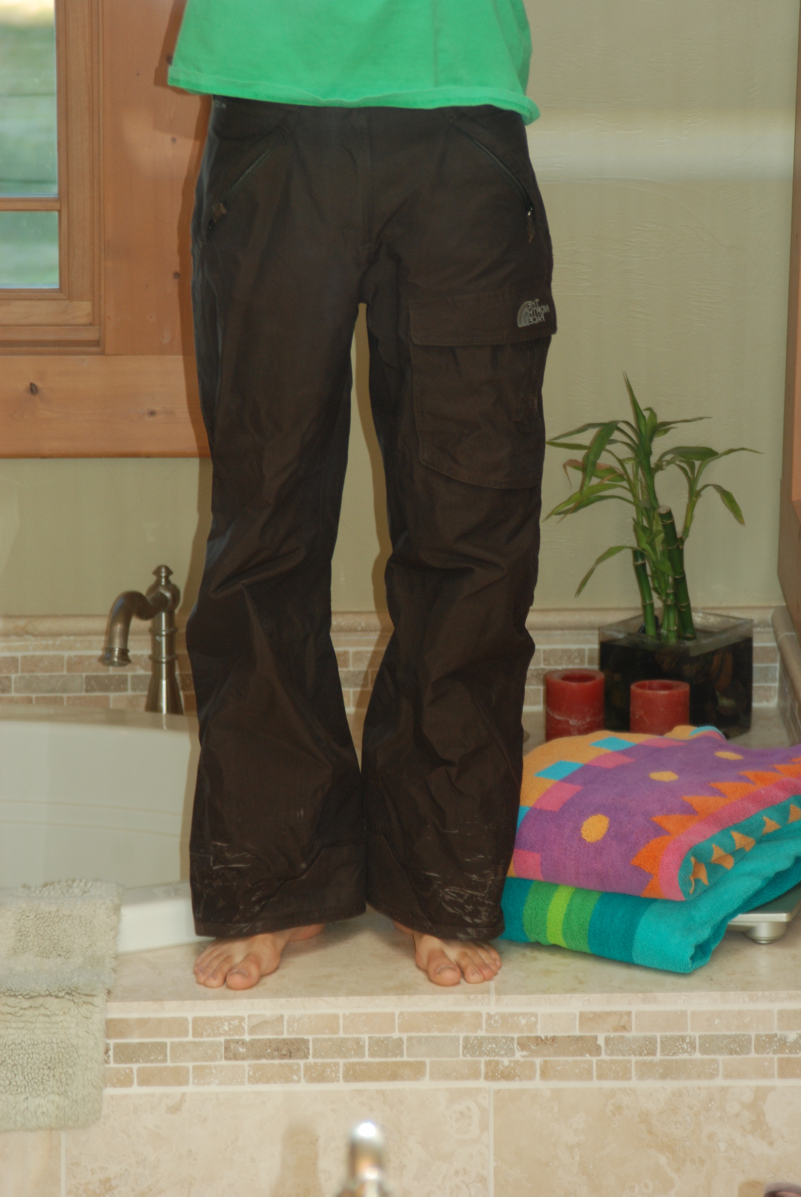North face pant