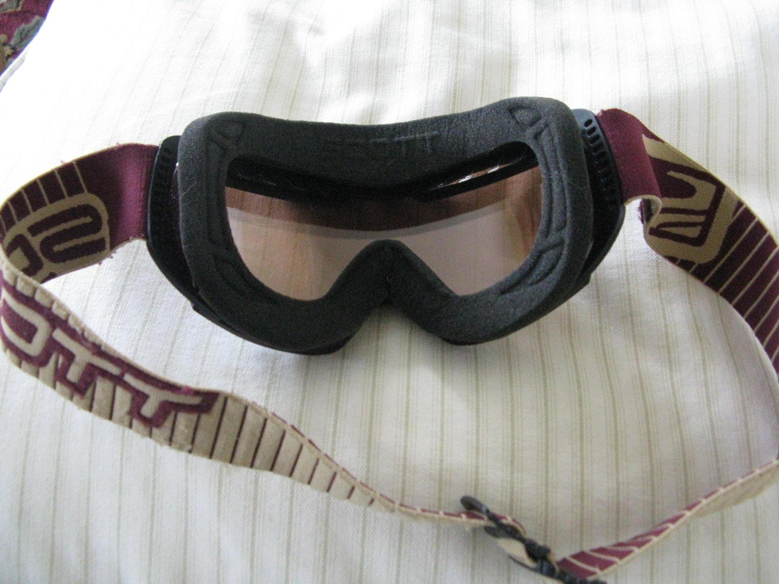 Goggles de scott