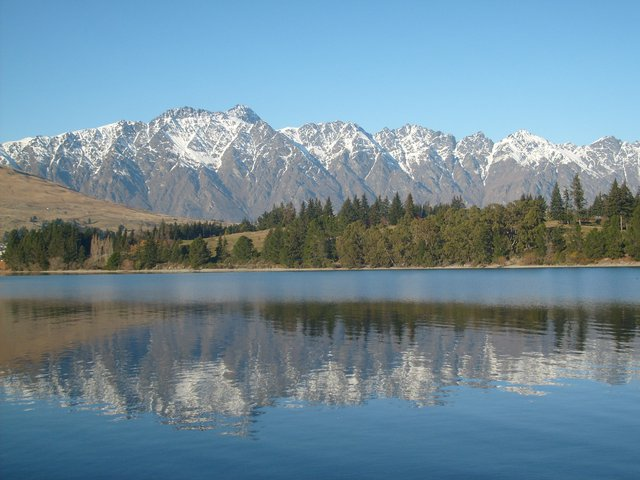 Remarkables Reflection