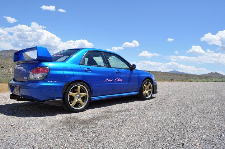 Side View o my car