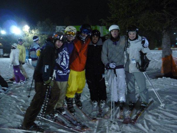 Ski Club Crew