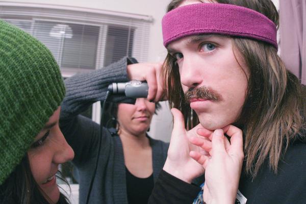 Moustache Ride Party