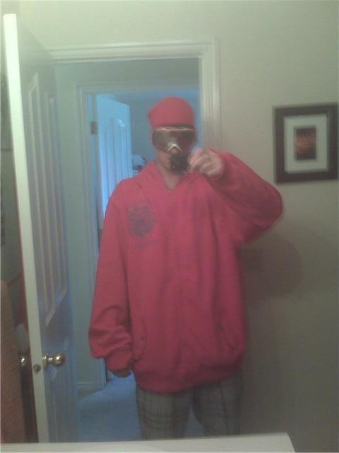 Gangsta XXL Steezy Hoodie Reversible