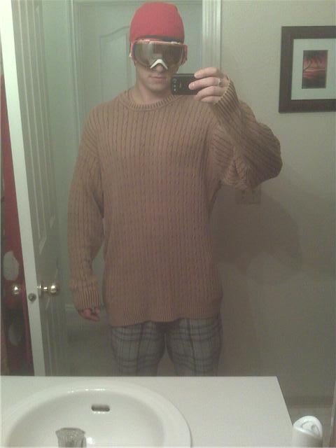 Tall Sweater XL