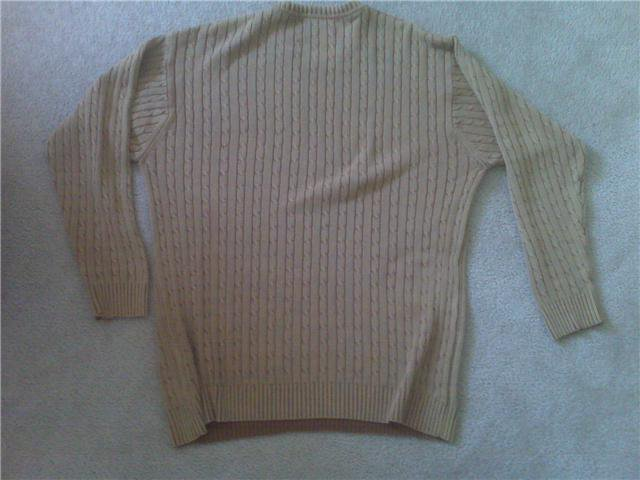 Tall Sweater XL
