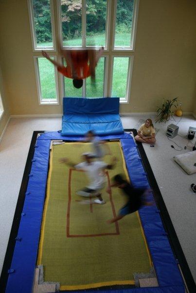 Indoor Tramp