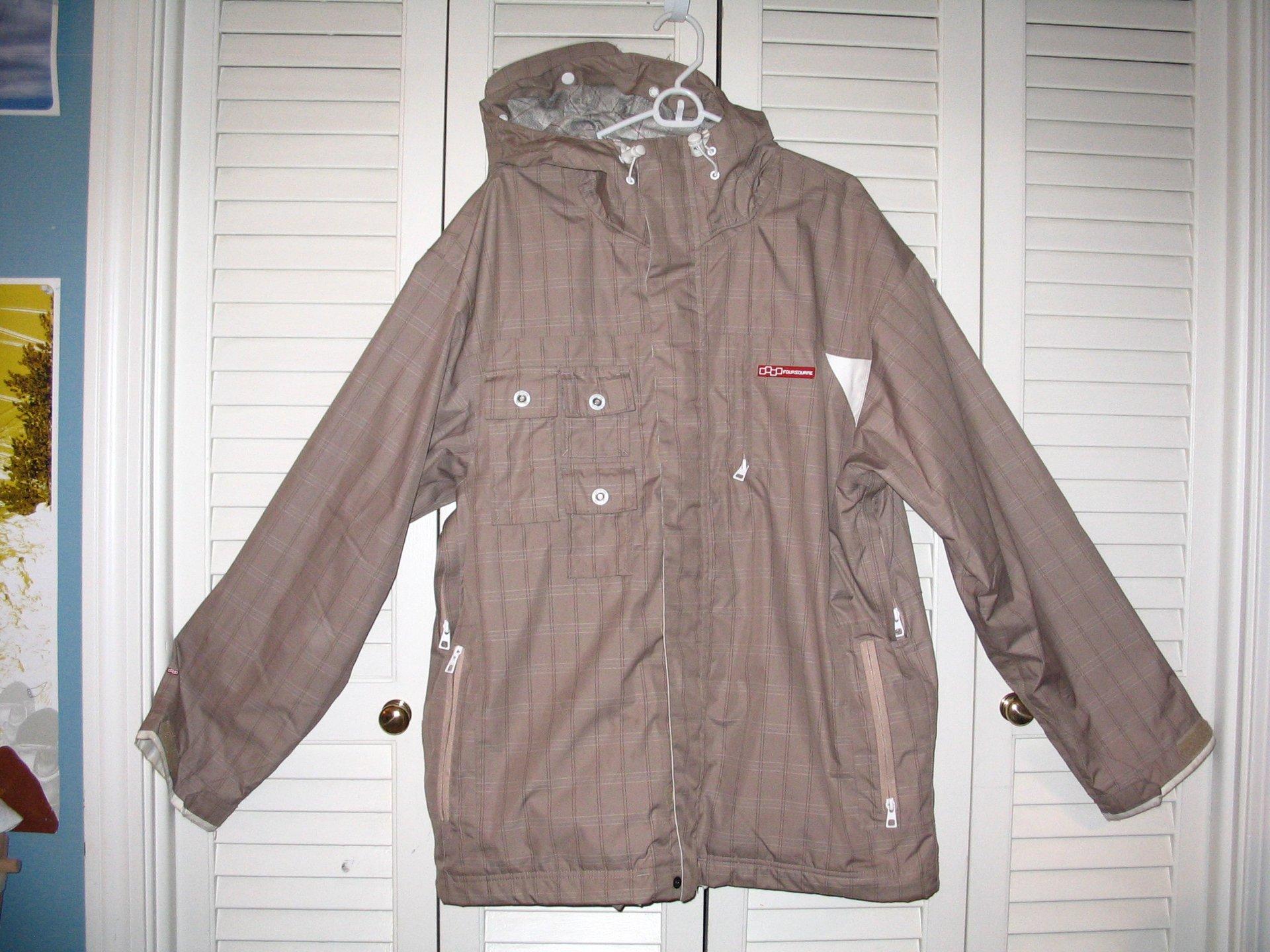 FOURSQUARE Romero Jacket