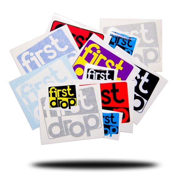 Assorted Die-cut Sticker Pack (UV coating, etc)