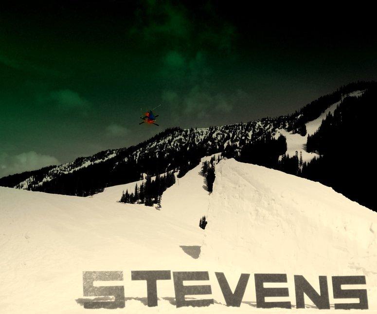 Stevens rage