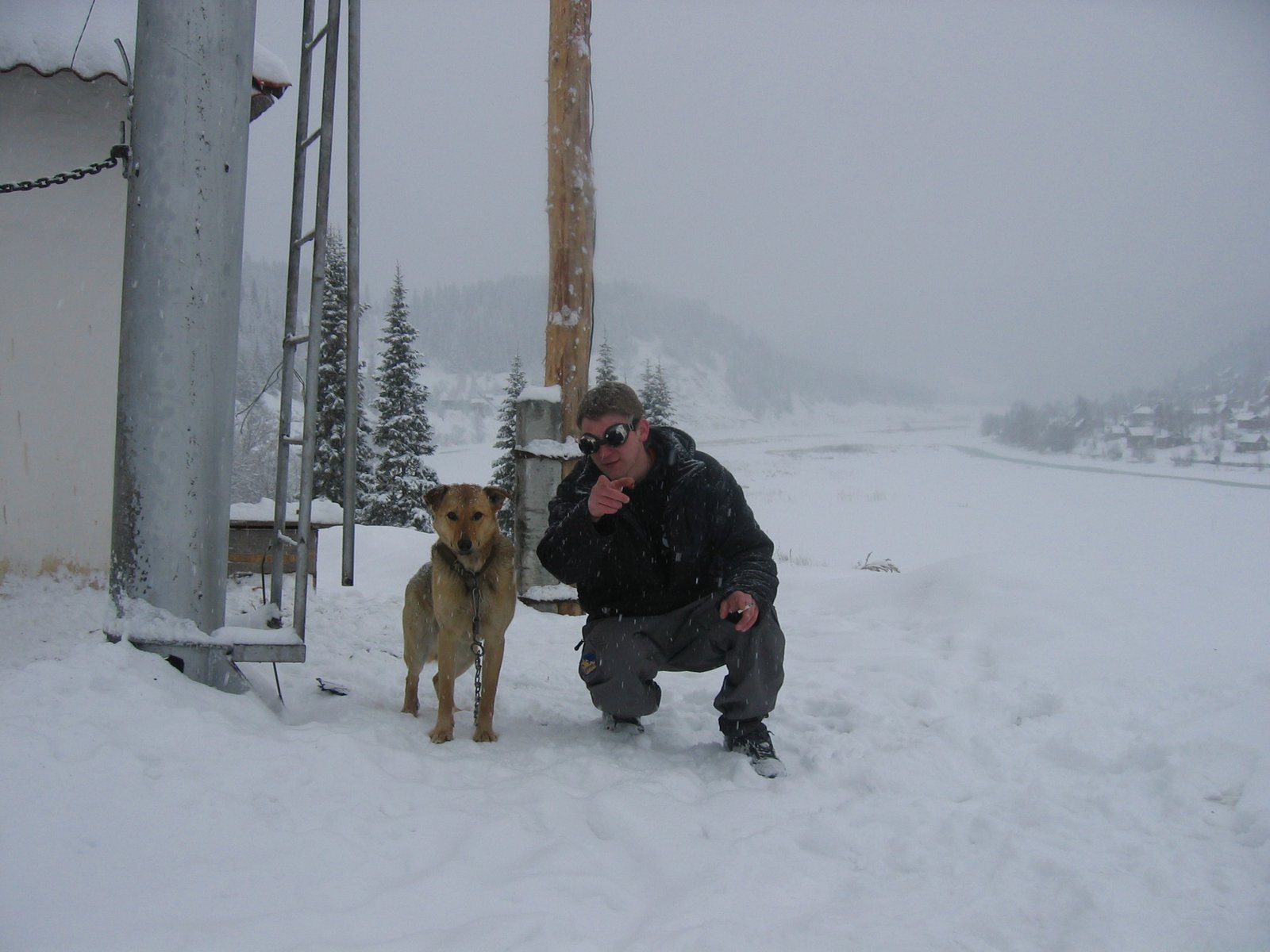 Me and mad dog