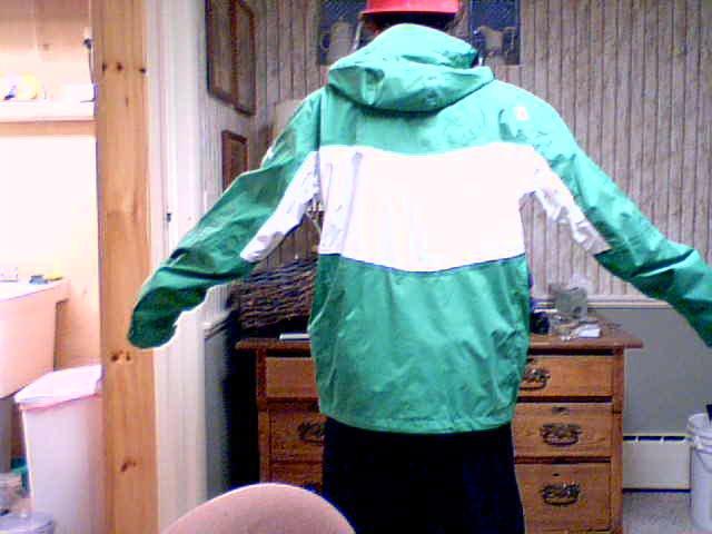Session jacket