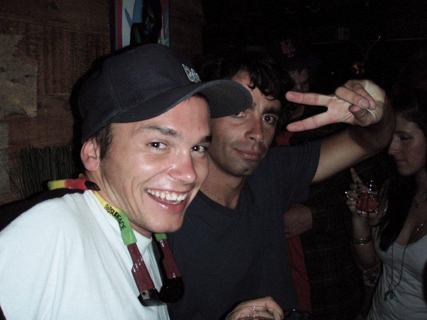 Hennie VJ and Dan Norkunas