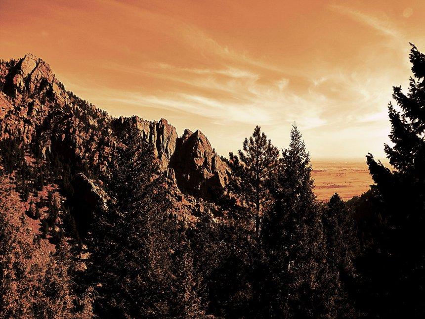 Eldorado Canyon, CO