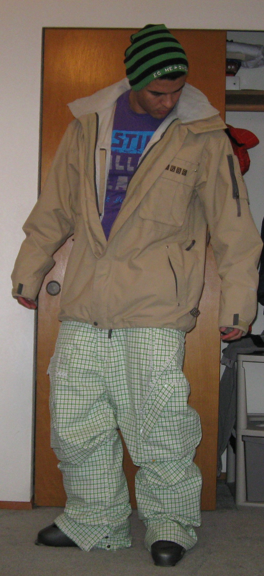 XXL 686 Smarty Troop 3-in-1 Jacket w/ XL Special Blend Annex pant
