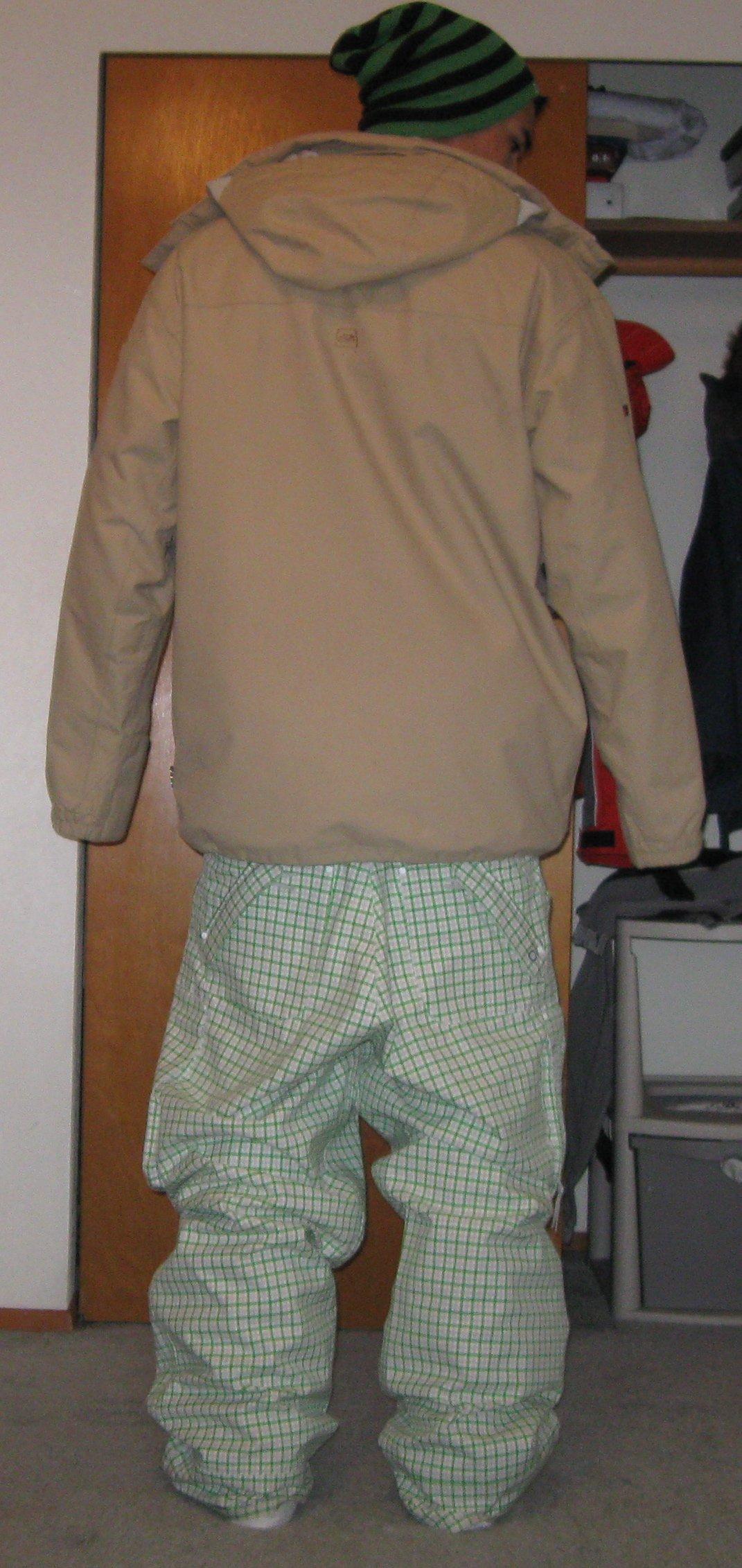 XXL 686 Smarty Troop 3-in-1 Jacket w/ XL Special Blend Annex pant