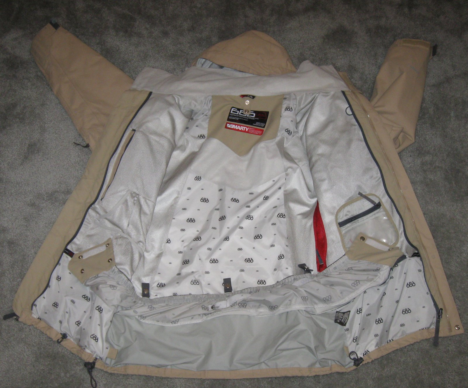 XXL 686 Smarty Troop 3-in-1 Jacket
