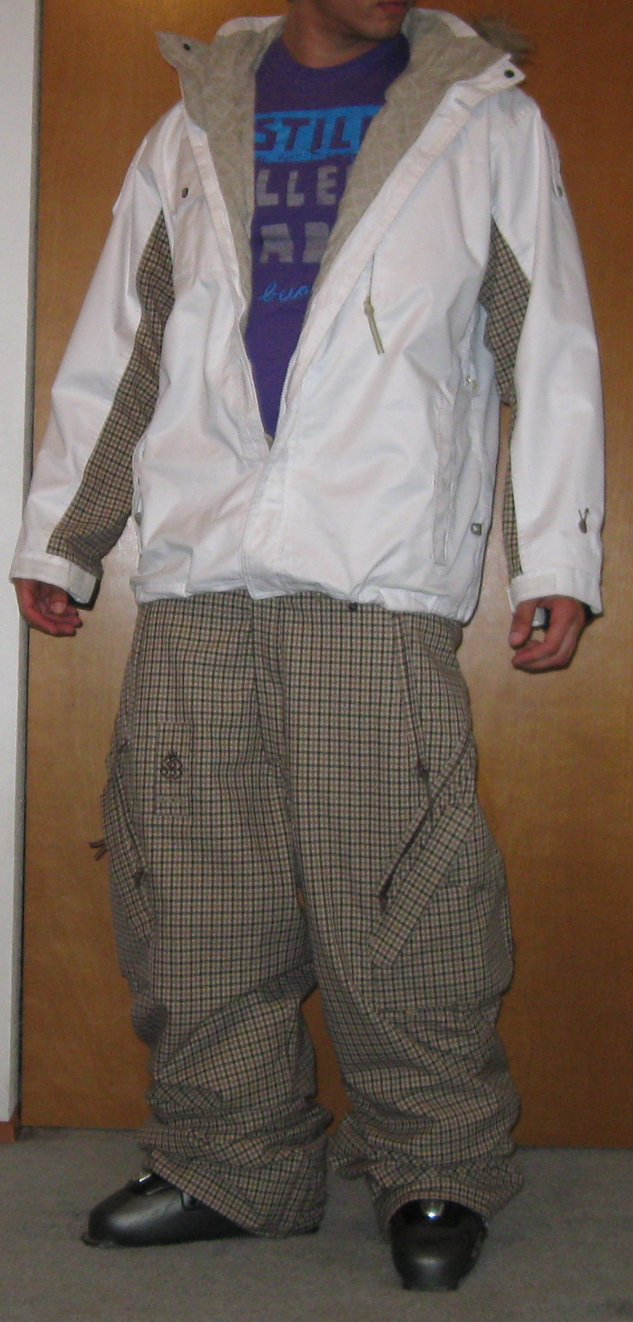 Special Blend XL Control Jacket and Annex pant XXL for sale