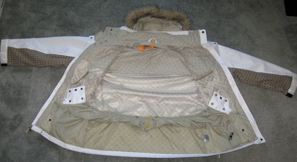 Special Blend Control Jacket XL