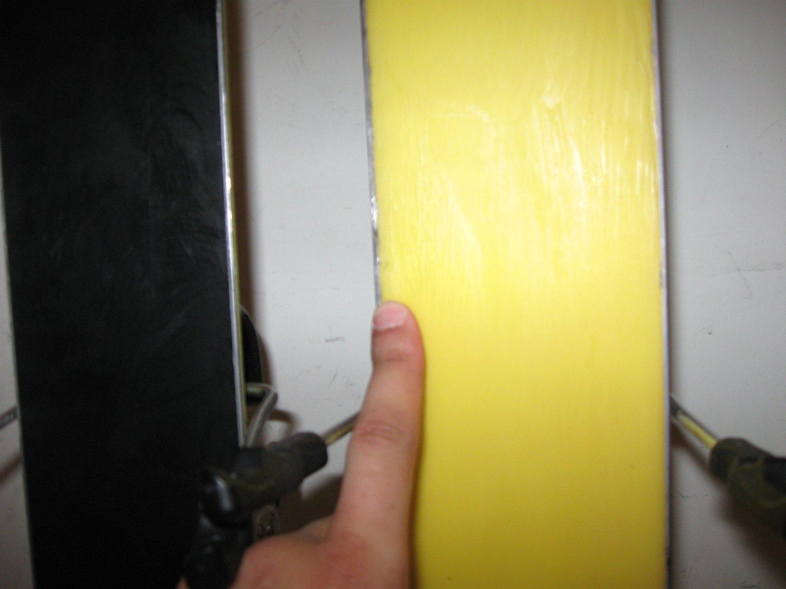 Rossignol Scratch BC 185 w/ 4frnt Deadbolt 614