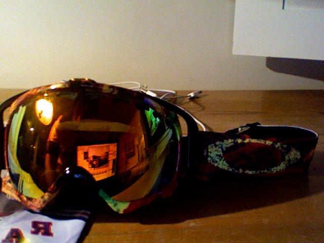 Goggles again