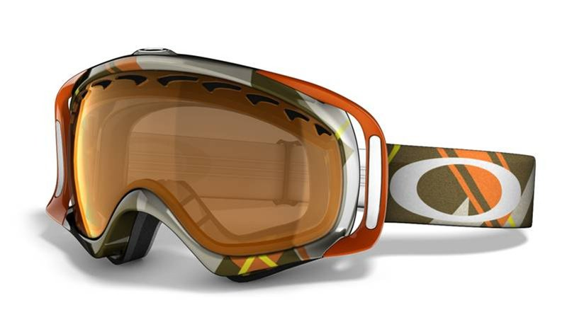 Oakley Crowbar Olive   Orange