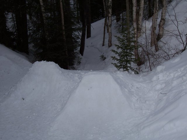 Backyard Jumps 1