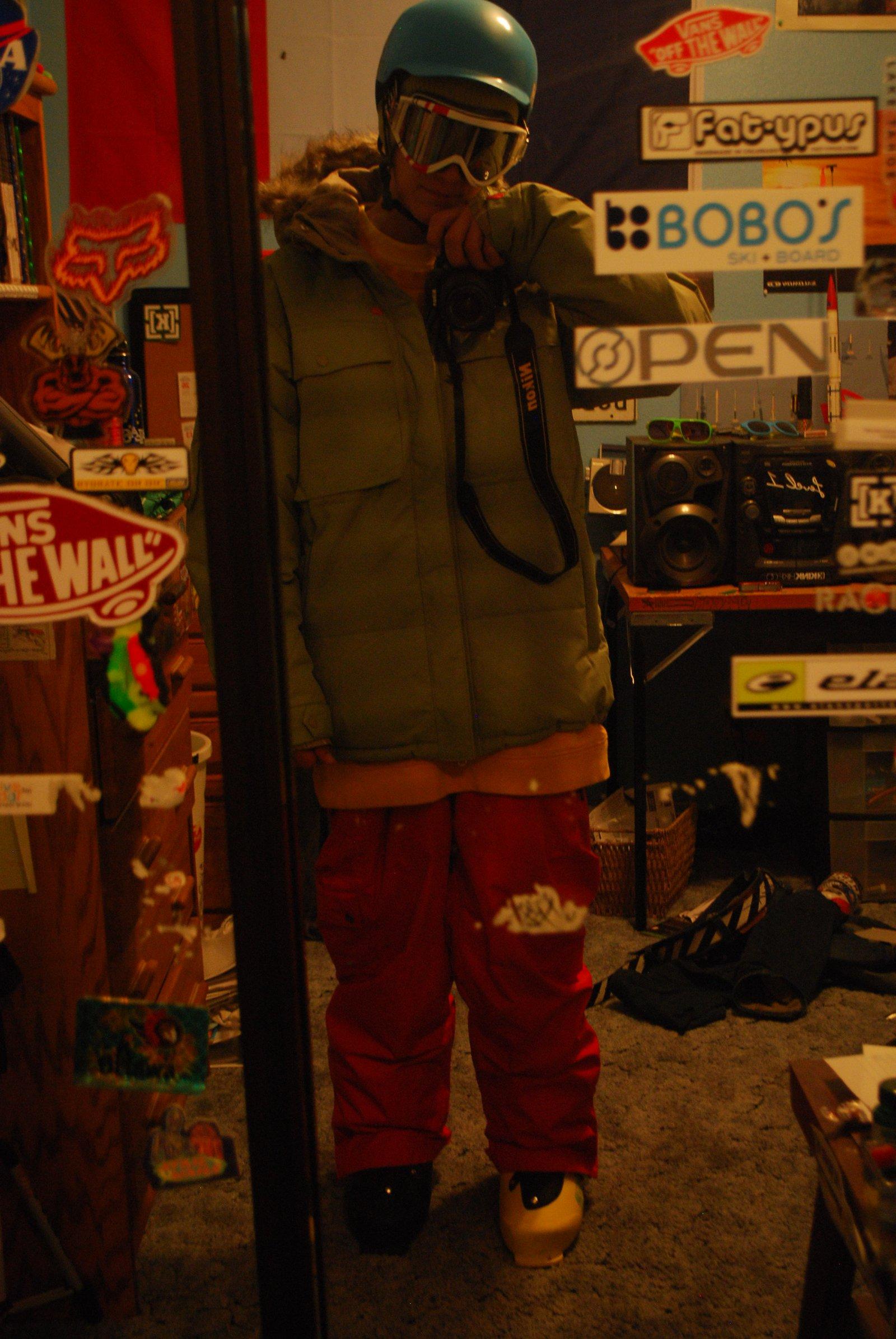 My 09/10 outerwear