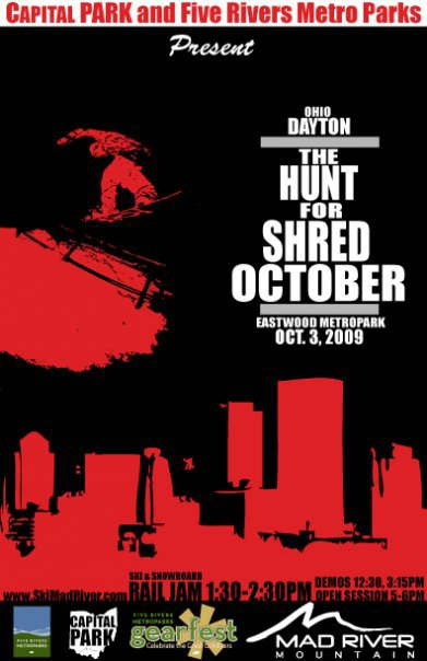 The Hunt for Shred October