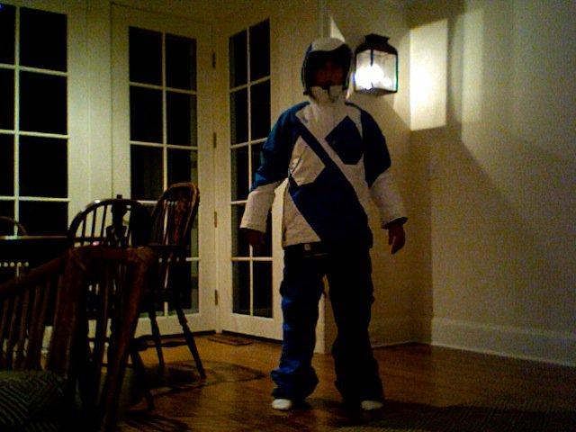 Second orage suit
