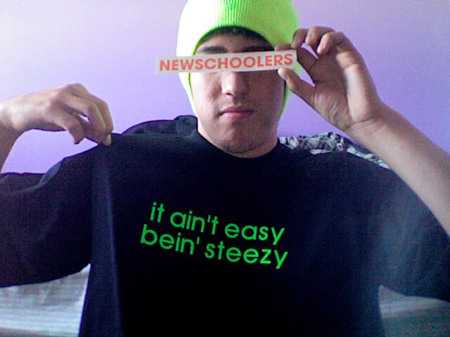 New NS Quote Tall Tee.