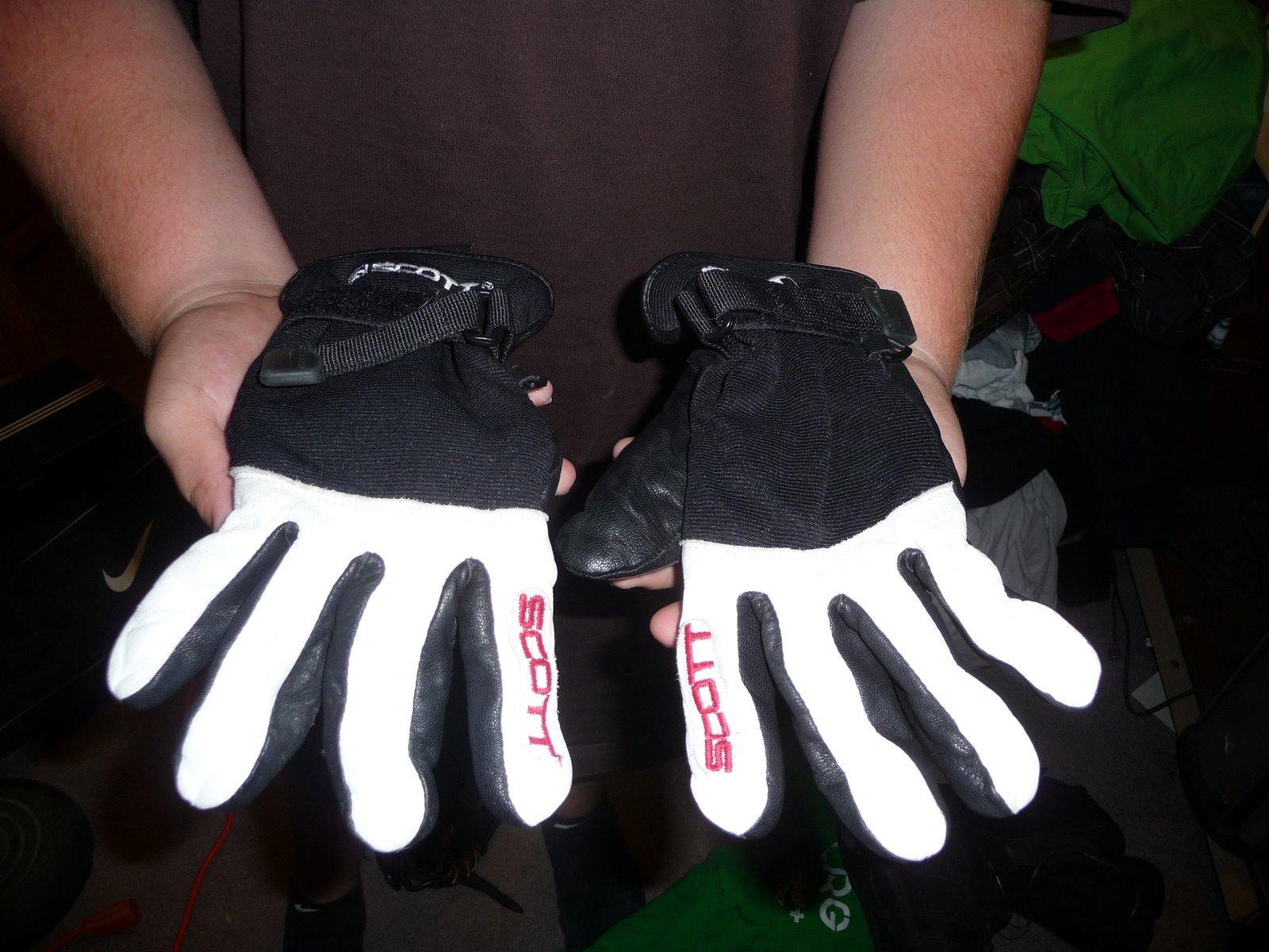Scott spring ski gloves