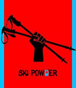 Ski Pow(d)er - 1 of 2