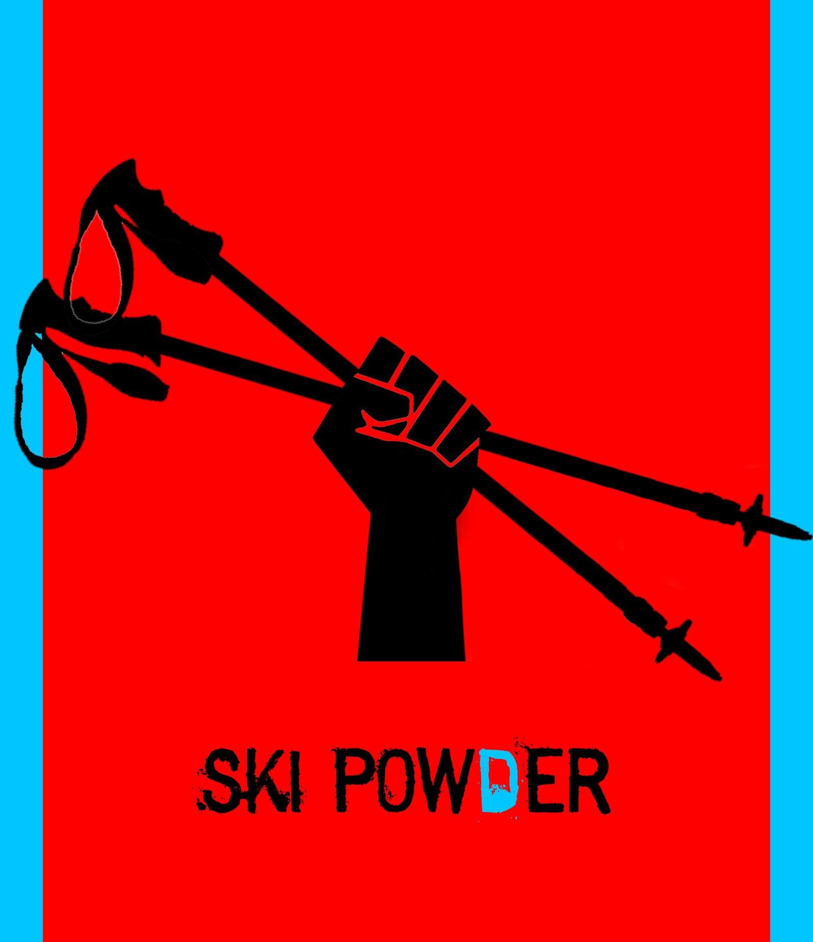 Ski Pow(d)er - 2 of 2