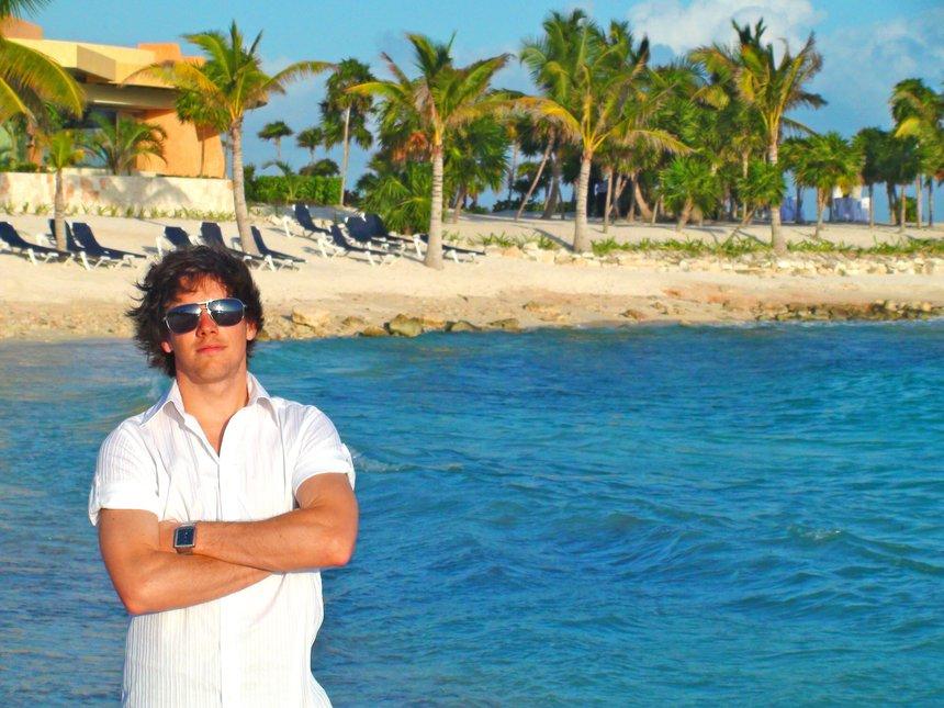 Tristan in Mexico