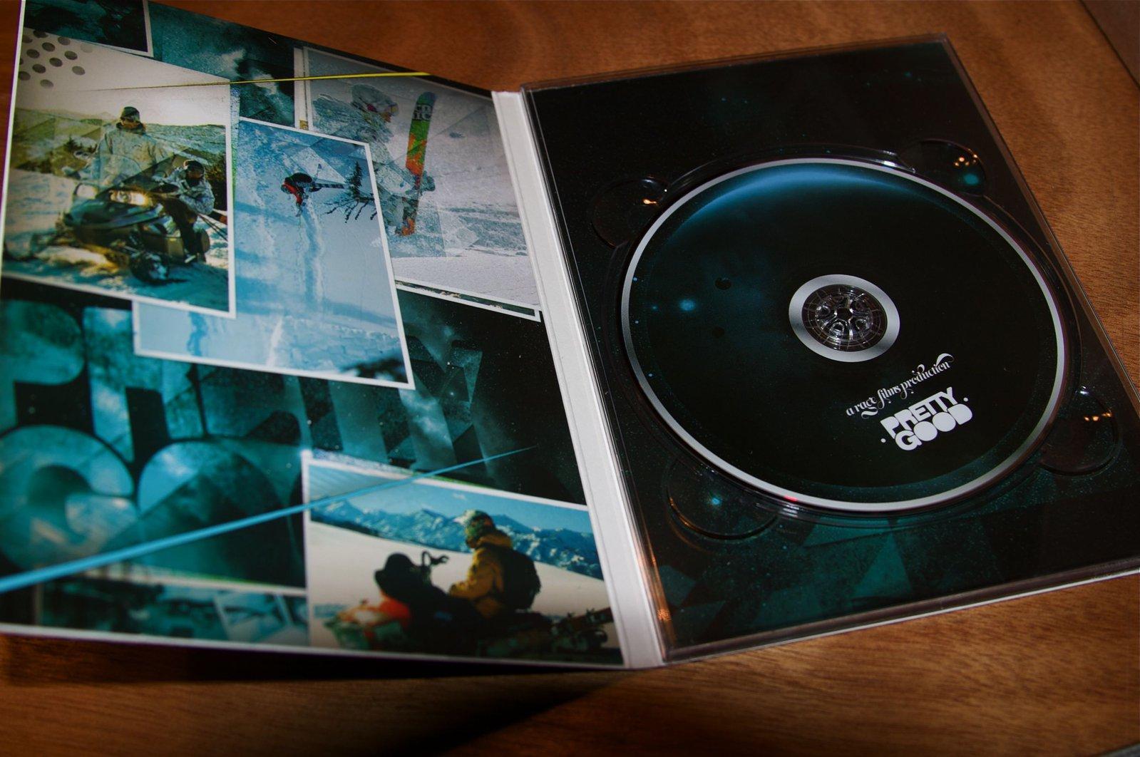 DVD inside cover