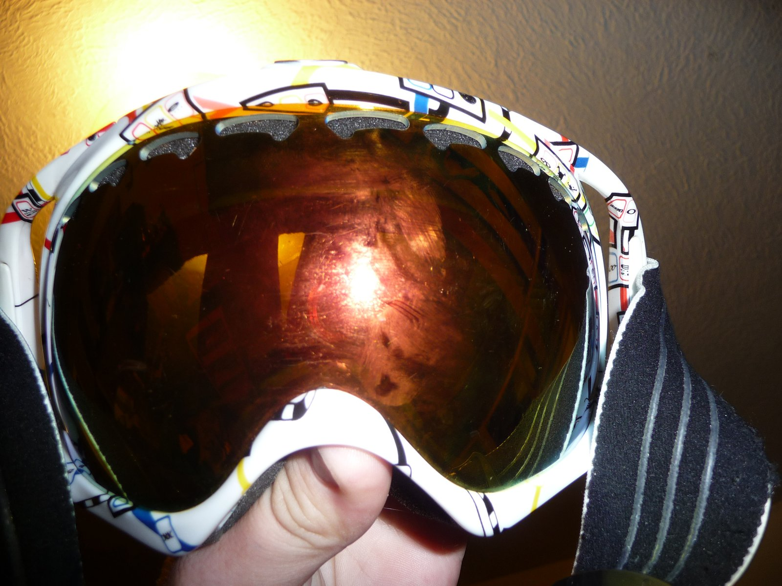 Oakley Crowbars JP Auclair.