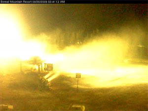 Boreal Web Cam Sept. 2009 - 2 of 2