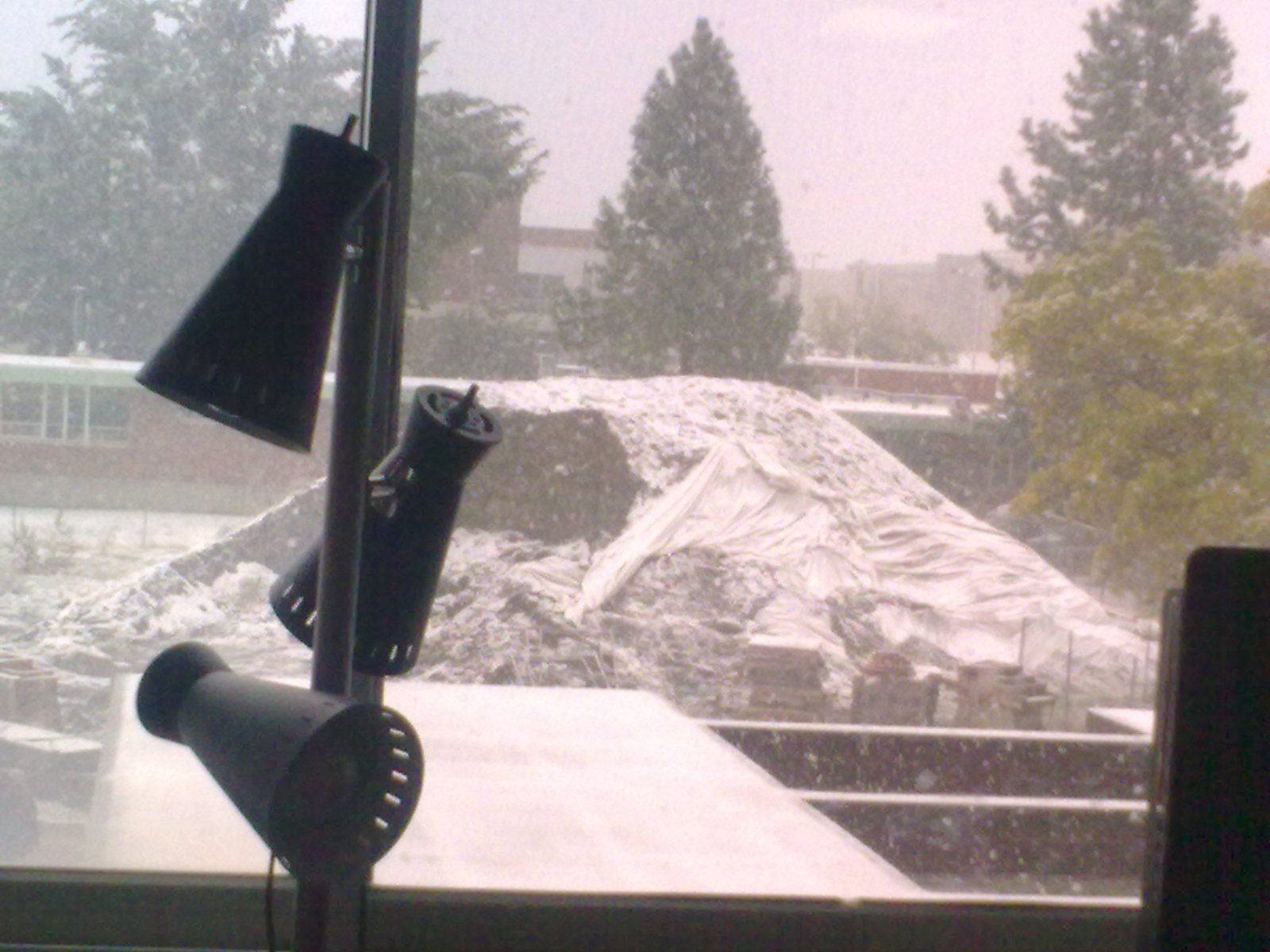 Septemper snow