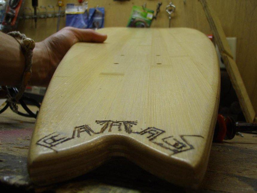 AMBUSH Clothing -  Bamboo Longboard