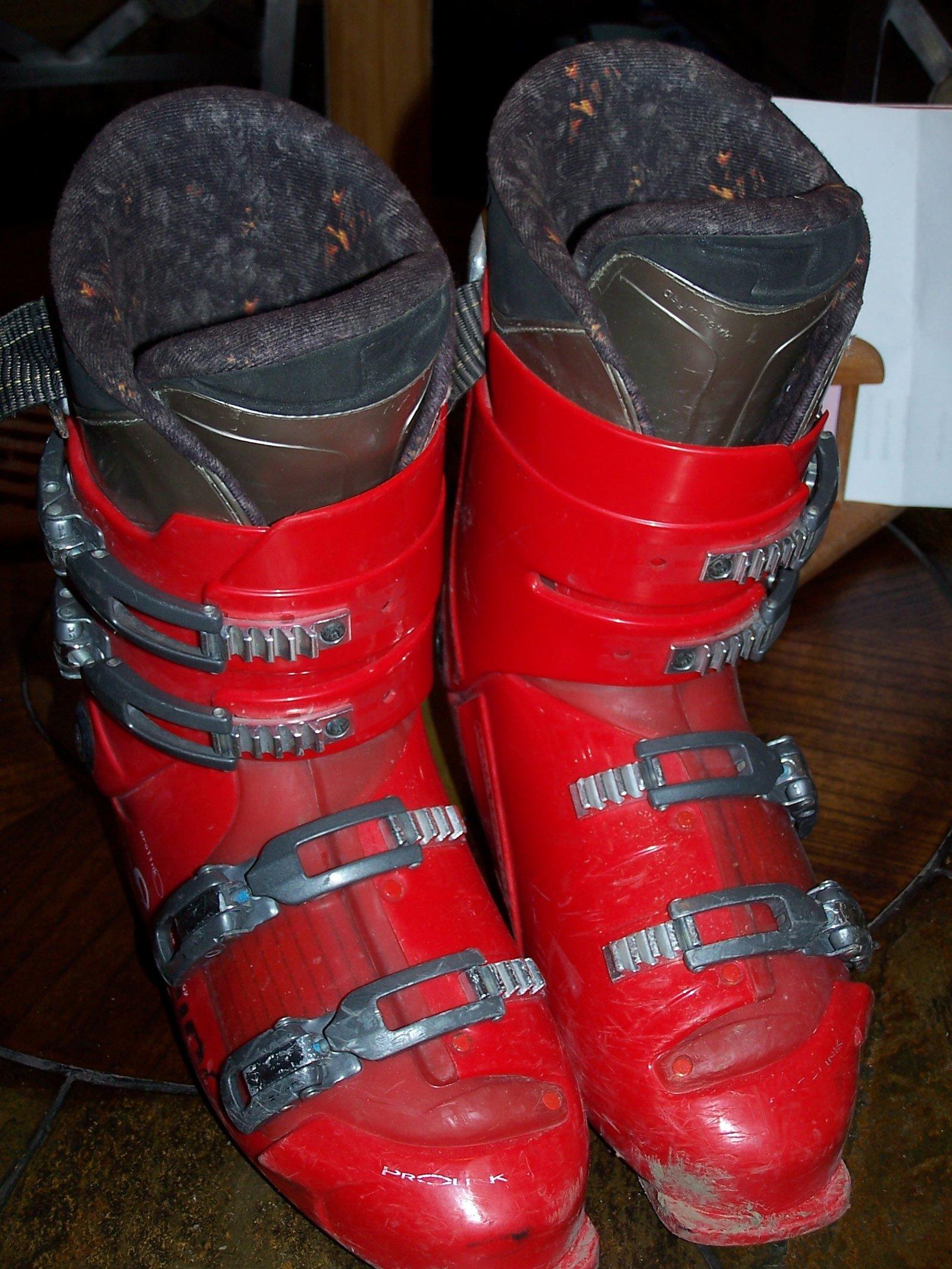 Salamon bootz