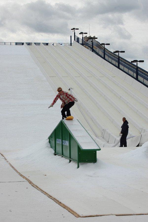 Snow park niagara