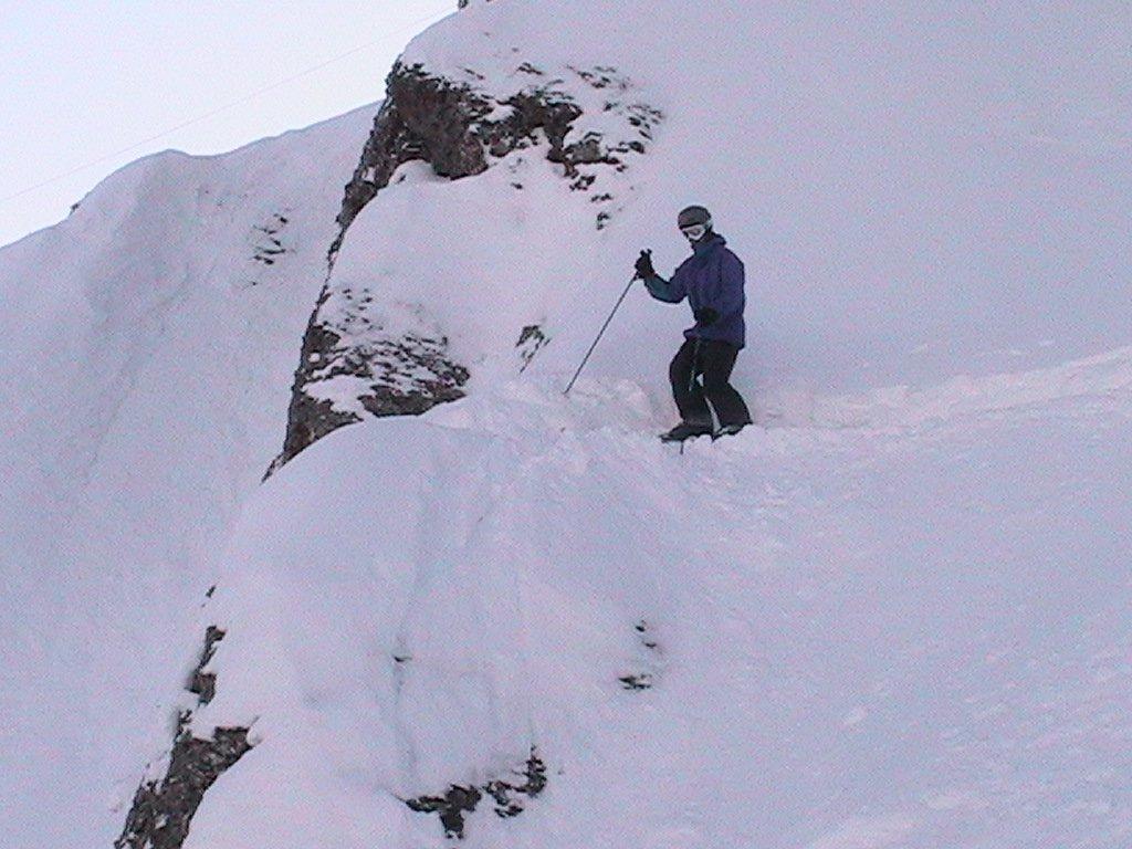 Scoping Cliff