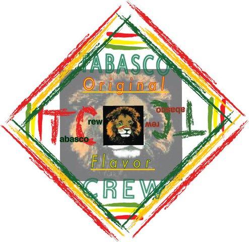 Jah Zion Lion Logo
