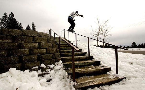 Snowskate BAM