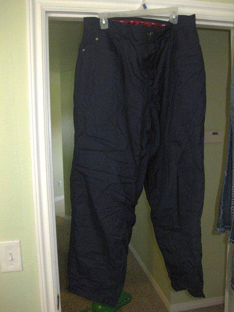 Oakley black XL