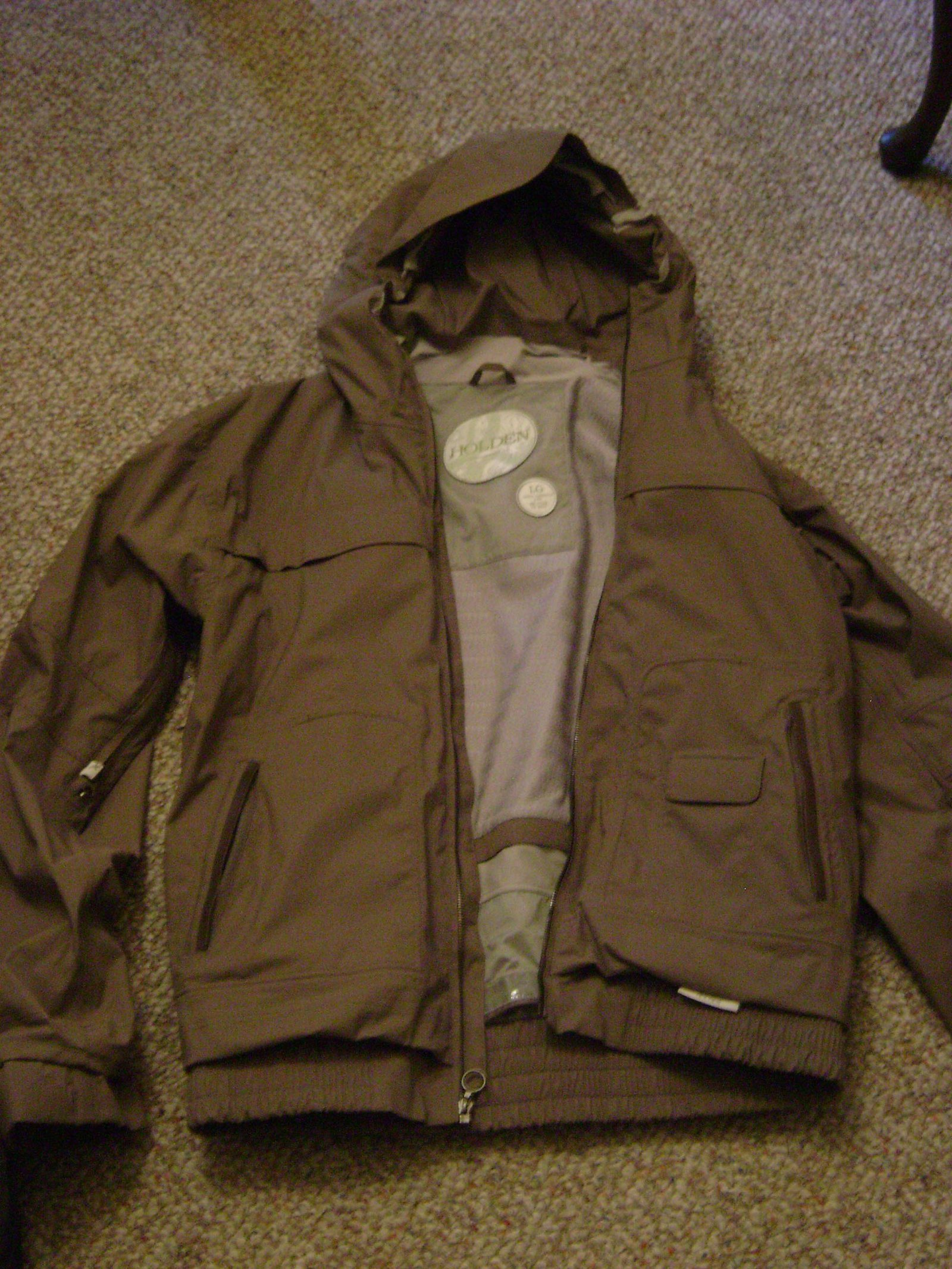 Holden jacket