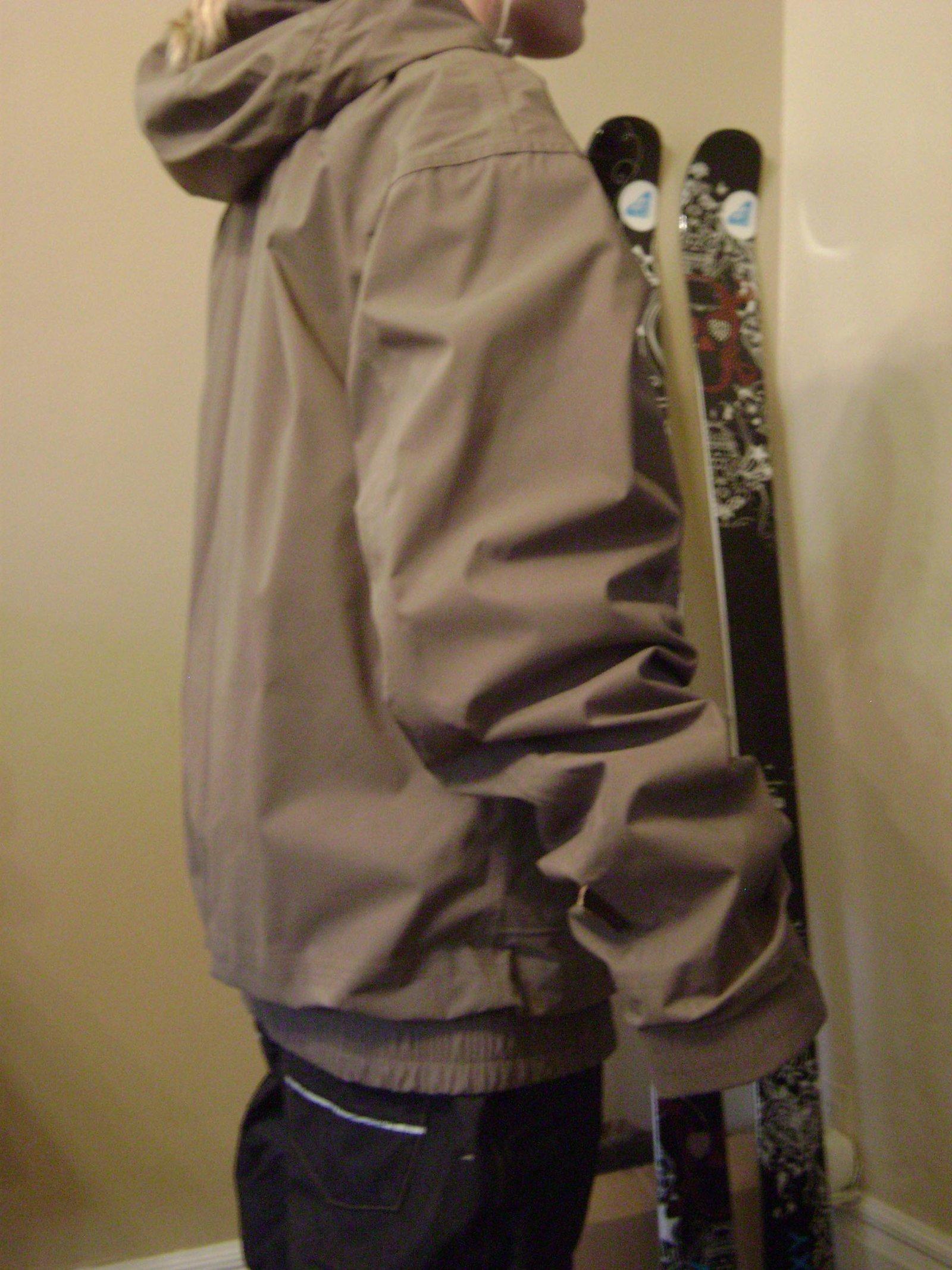 Ridiculous nice jacket