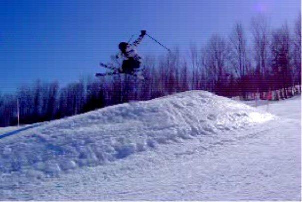 My jump