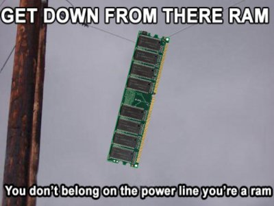 Get down ram